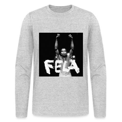 Fela Anikulapo Kuti sweatshirt - Men's Long Sleeve T-Shirt by Next Level