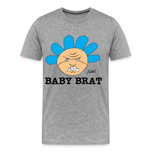 Baby Brat Men's T-shirt - Men's Premium T-Shirt