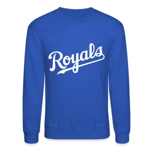 Flower City Royals - Crewneck Sweatshirt