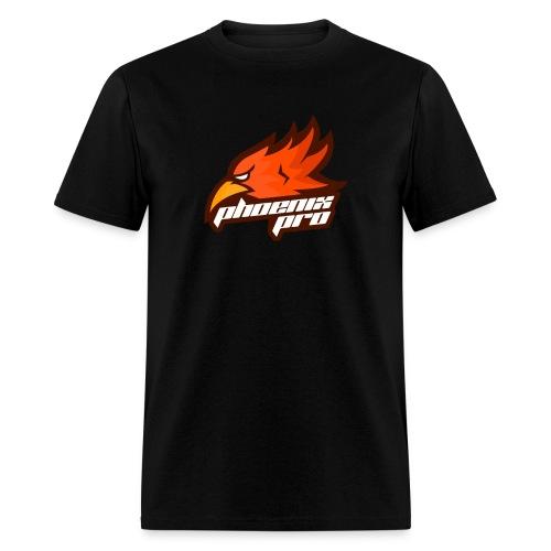Phoenix Mens T-Shirt Black - Men's T-Shirt