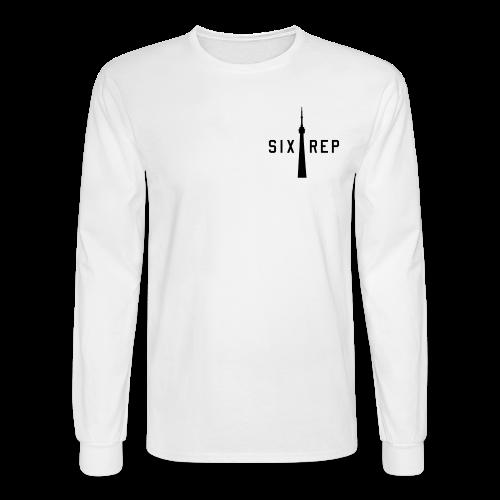 6repLShirt | Classic W - Men's Long Sleeve T-Shirt