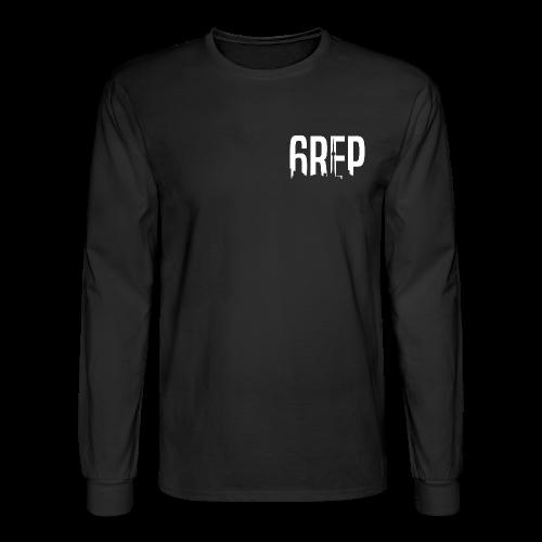 6repLShirt | City Mini B - Men's Long Sleeve T-Shirt