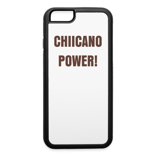 chicano power - iPhone 6/6s Rubber Case