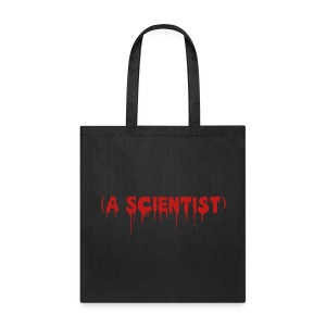 A Scientist - Glitter - Tote Bag - Tote Bag