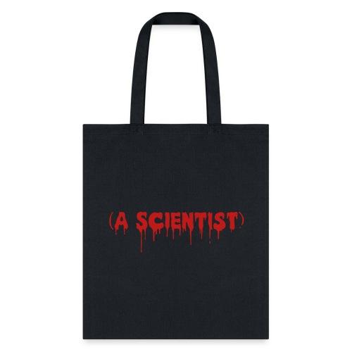 A Scientist - Glitter - Tote Bag - Tote Bag