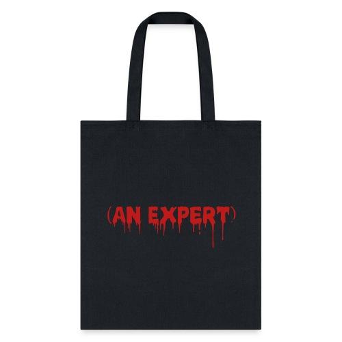 An Expert - Glitter - Tote Bag - Tote Bag