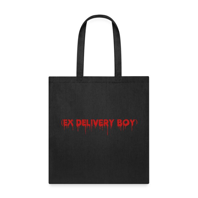 Ex Delivery Boy - Glitter - Tote Bag