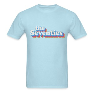 The Seventies 1 - Men's T-Shirt