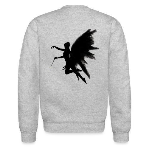 fairy sweatshirt - Crewneck Sweatshirt