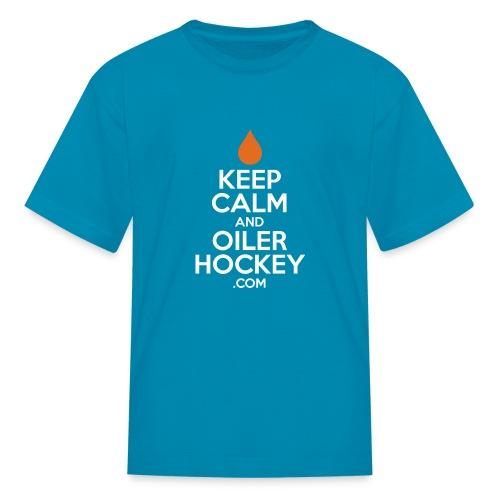 Keep Calm Kids - Kids' T-Shirt