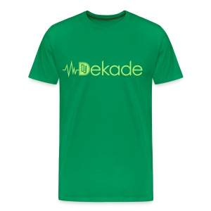 DJDEKADE EMERALD MANAGEMENT T-SHIRT  - Men's Premium T-Shirt