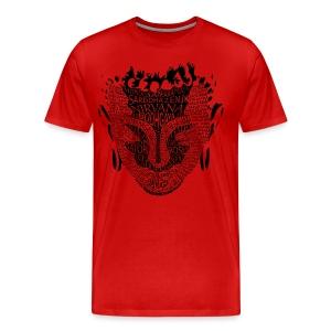 The Buddha - Men's Premium T-Shirt