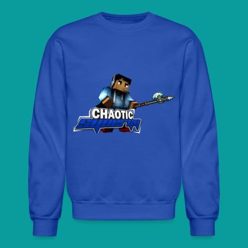 Chaotic Synergy - Crewneck - Crewneck Sweatshirt
