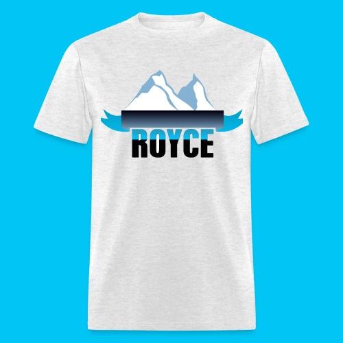 ROYCE T-SHIRT! - Men's T-Shirt