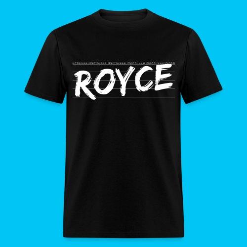 ROYCE GRAPHIC T-SHIRT! - Men's T-Shirt