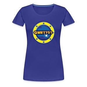 Qwrt951 Channel T's female - Women's Premium T-Shirt