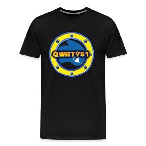 Qwrt951 Channel T's Male - Men's Premium T-Shirt
