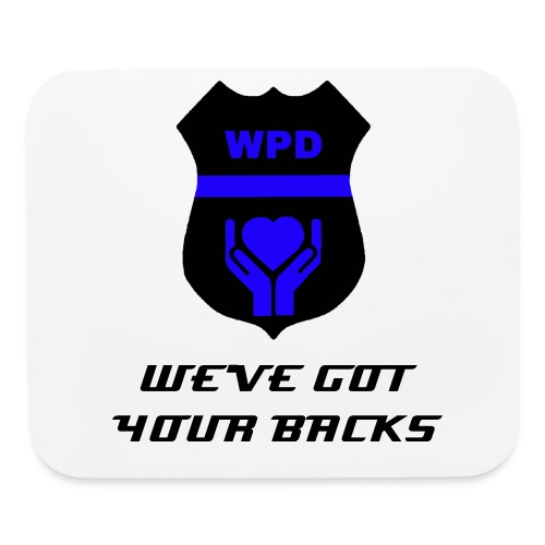 WGYB Mousepad - Mouse pad Horizontal