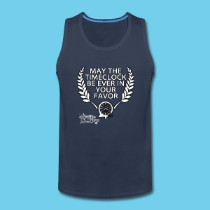 Hunger Swims- Men's Premium Tank - Men's Premium Tank