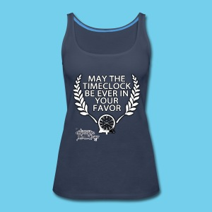 Hunger Swims- Women's Premium Tank - Women's Premium Tank Top