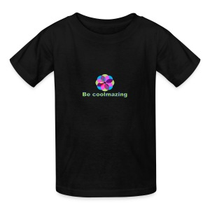 Coolmazing Black Tee - Kids' T-Shirt