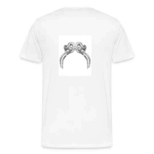 vertebrae - Men's Premium T-Shirt