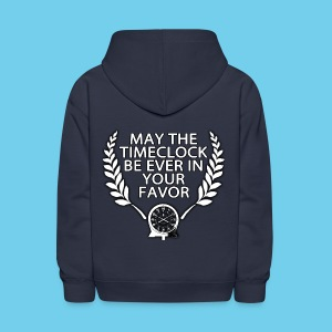 Hunger Swims- Youth Hoodie - Kids' Hoodie