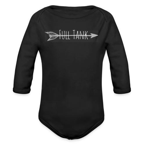 Baby FT One piece - Organic Long Sleeve Baby Bodysuit