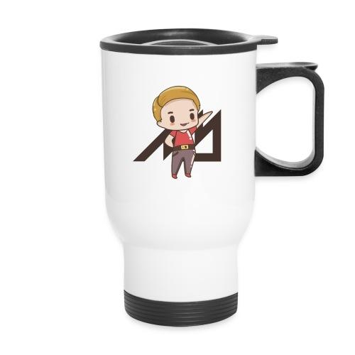 MrMan2247 Character Travel Mug - Travel Mug