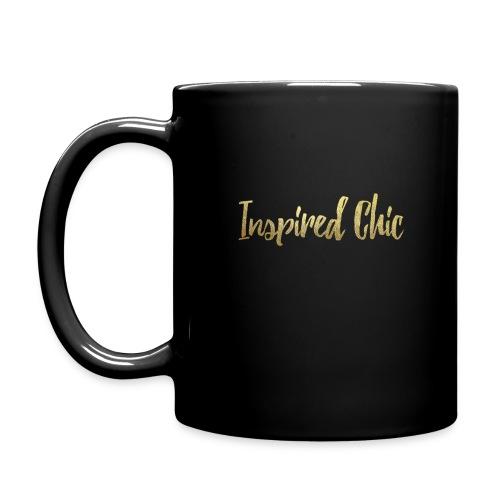 Inspired Chic Gold Mug - Full Color Mug