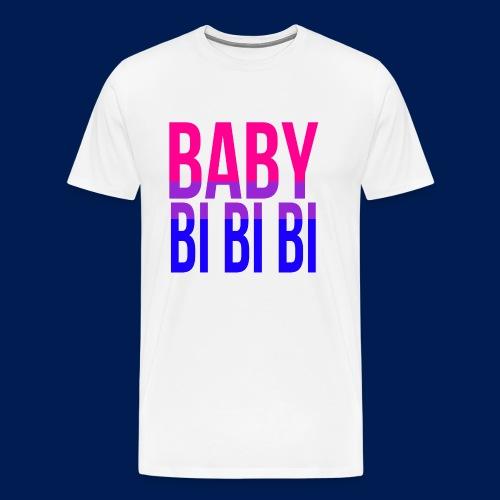 Bisexual Shirt - Men's Premium T-Shirt