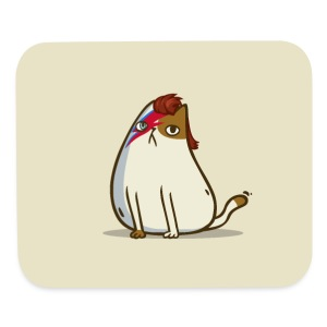 Friday Cat №38 - Mouse pad Horizontal