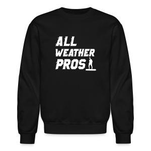 All Weather Pro Graphic Crew Sweatshirt - Crewneck Sweatshirt