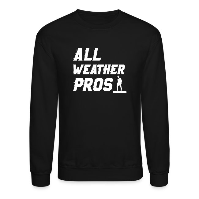 All Weather Pro Graphic Crew Sweatshirt
