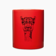 A camel head Mugs & Drinkware