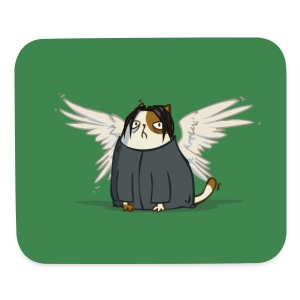 Snapeotron — Friday Cat №39 - Mouse pad Horizontal