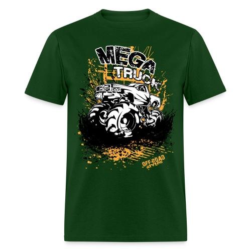 Mega Truck - Men's T-Shirt
