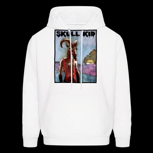 Skull Kid - Goat Man - Men's Hoodie