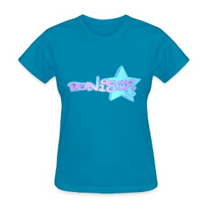 Blox3dnyc.com Star Design for Doniece - Women's T-Shirt