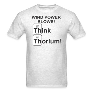 ThoriumWindPower - Men's T-Shirt