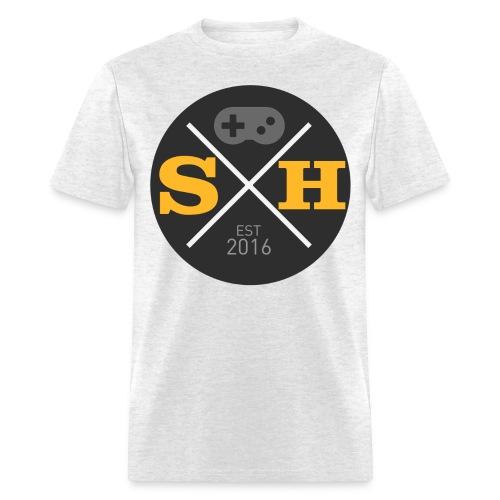 STREAMHAÜS Retro Logo Men's T-Shirt - Men's T-Shirt