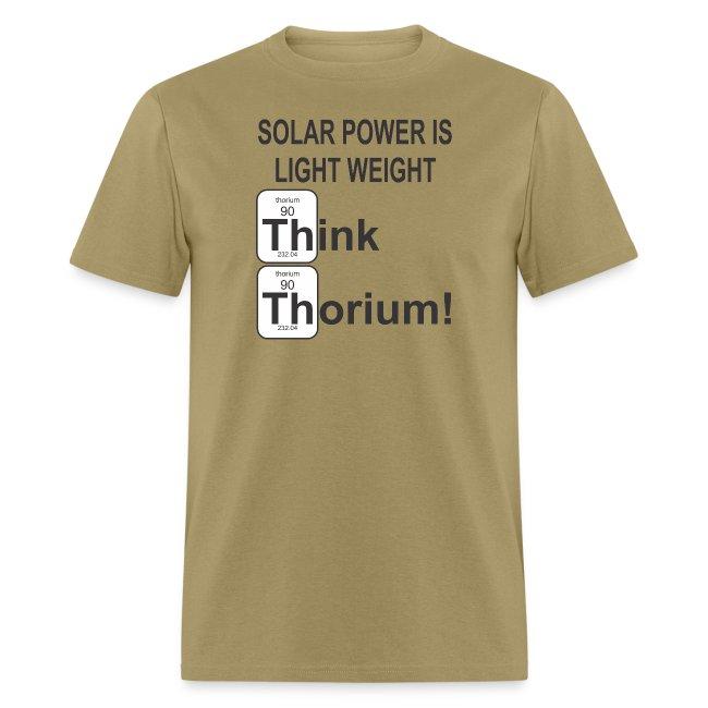 ThoriumSolarPower