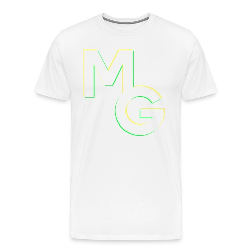 Designer MG - Men's Premium T-Shirt