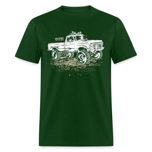 Dirty Ford Truck - Men's T-Shirt