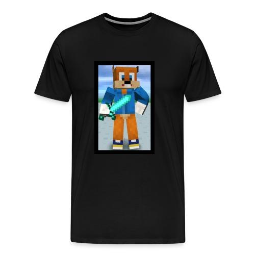 SQUIRRELxTASTIC Men T-Shirt - Men's Premium T-Shirt