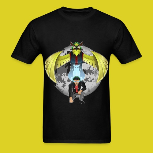 The Beast Within Men - Men's T-Shirt