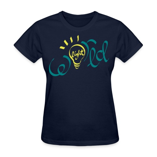 Light of the World T-Shirt - Women's T-Shirt