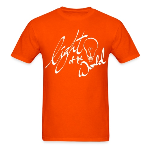 Light of the World T-Shirt - Men's T-Shirt