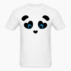 panda transparent T-Shirts