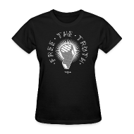 Women's T-Shirts ~ Women's T-Shirt ~ Free the Truth